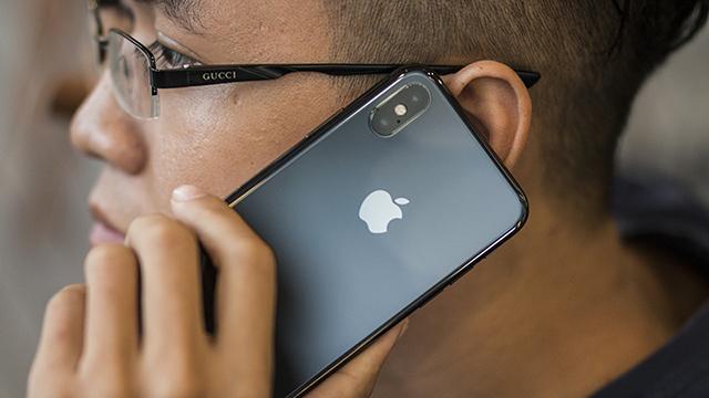 Điện thoại iPhone X có hiệu năng mạnh mẽ